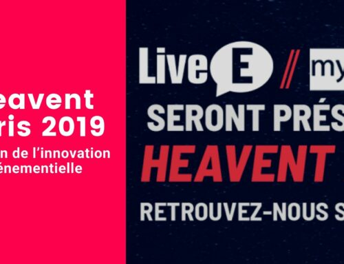 Heavent Paris 2019, Le salon de l'innovation événementielle