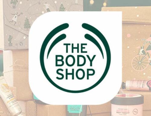 Emission live avec The Body Shop