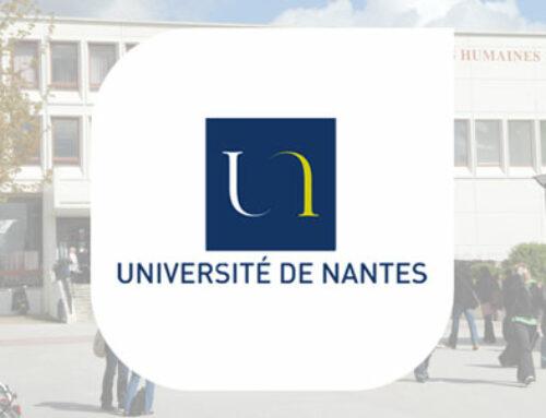 Vote avec l'Université de Nantes