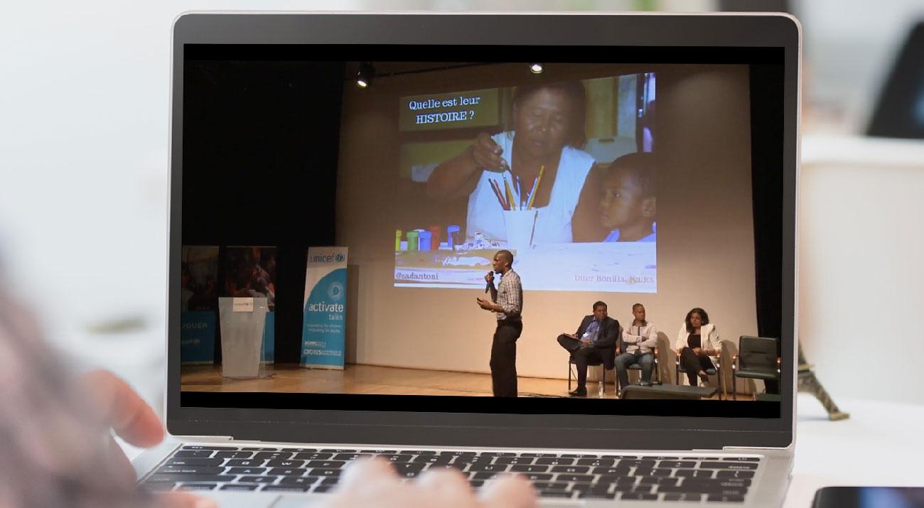Streaming de l'UNICEF