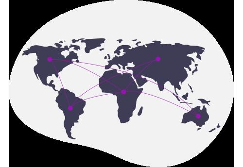 connexion internationale